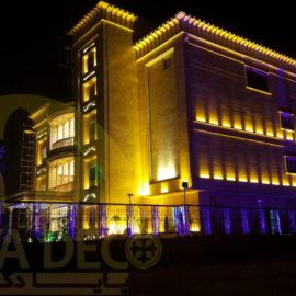 نمای کلاسیک تالار