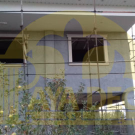 ابزار پیش ساخته دور پنجره در دماوند