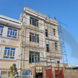 نمای عایق در هرات
