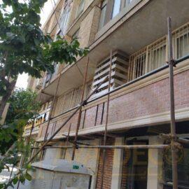 بازسازی تابلو مغازه در تهران