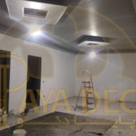 سقف کاذب جایگزین کناف در کرج