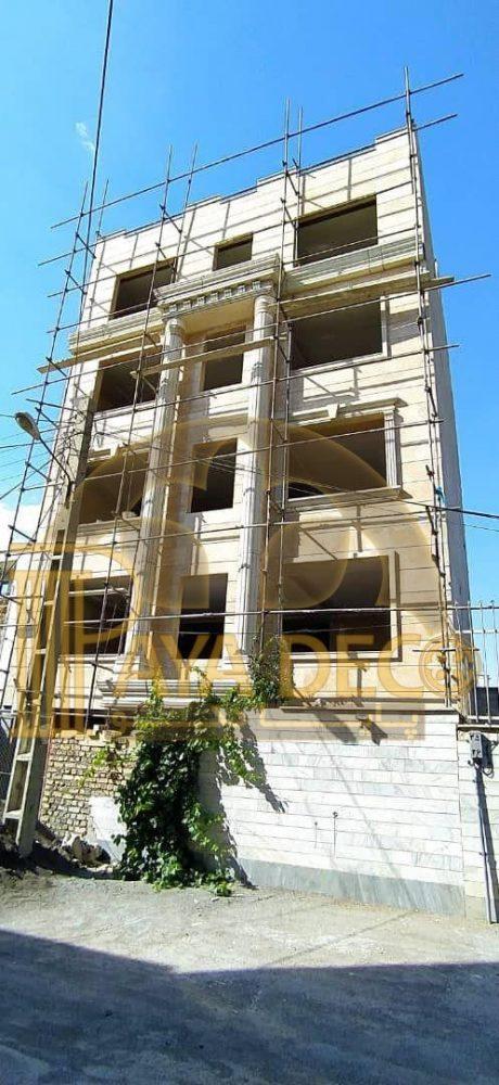 پروژه مسکونی اراک