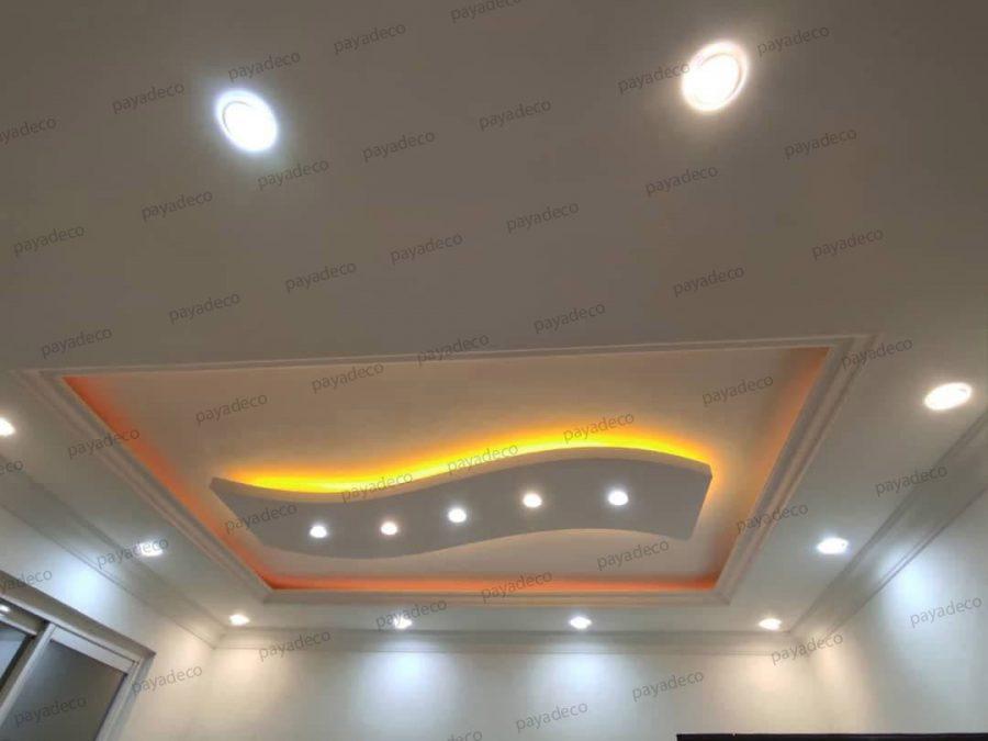 سقف کاذب سبک در لاهیجان