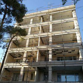 بازسازی نمای فوق سبک در تهران