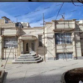 نمای فوم ساختمان ویلایی در ارومیه پایا دکو