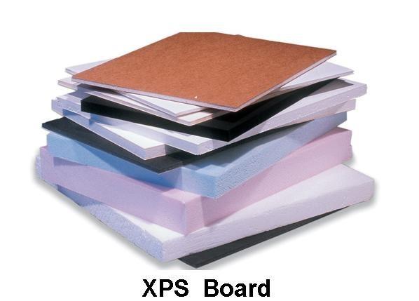 صفحات عايق حرارتي XPS